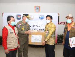 Kemendagri Salurkan Bantuan untuk Korban Terdampak Banjir di Kalimantan Selatan