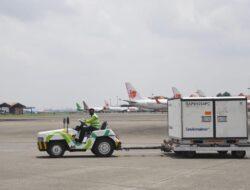 Sepuluh Juta Dosis Bahan Baku Vaksin Kembali Tiba di Indonesia