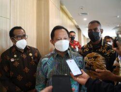 Mendagri Beri Teguran Keras kepada Gubernur Papua