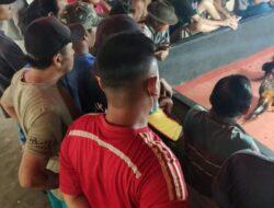 Berkerumun kalangan Judi Sabung Ayam di desa Mojokerep Kec. Plemahan, Tim Gugus Covid-19, Pelanggar Prokes Wajib Diberi Tindakan Tegas
