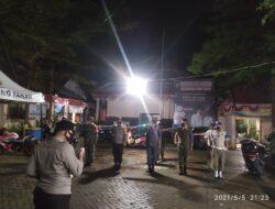Master Ujung Tanah Libatkan polsek dan satpol PP dalam penanganan Covid menjelang Idul Fitri