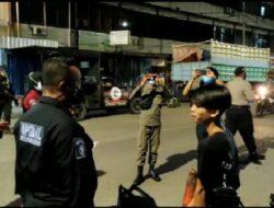 Pertajam Program Makassar Recover, Master Covid Ujung Tanah Tak Henti Hentinya Lakukan Patroli Wilayah Bersama Satgas Covid 19