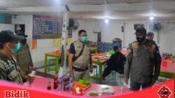 Satgas Raika Kecamatan Ujung Tanah Gelar Patroli Rutin dan Mengurai Kerumunan