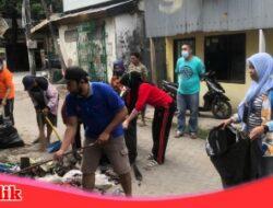 Laporan Kegiatan Kerja Bakti di Kecamatan Ujung Tanah Makassar