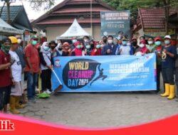 """Kecamatan Ujung Tanah Dukung Program Pemerintah Melalui Word Cleanup Day """"WCD"""""""