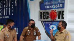 Wali Kota Danny Sambangi Kesiapan Kontainer Makassar Recover, 3 Kecamatan Jadi Percontohan