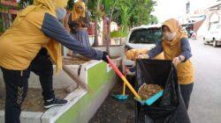 Rutinitas Sabtu Bersih Oleh UPT SPF SD. Negeri Kalukuang IV Makassar