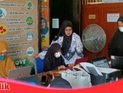Siswa Kelas V UPT SPF SD Negeri Bawakaraeng 2 Makassar, Ikuti Simulasi ANBK di Sekolah