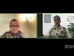Ditjen Politik dan PUM Kemendagri Gelar Webinar Seleksi Calon Anggota KPU RI dan Bawaslu RI Periode 2022-2027