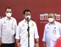Presiden Jokowi Minta Mentan SYL Tingkatkan Produktivitas Jagung Nasional