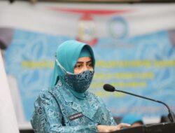 Ketua TP PKK Kota Makassar Gelar Pemantapan Administrasi Dasawisma