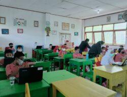 UPT SPF SDI Toddopuli 1 Makassar Gelar Simulasi ANBK