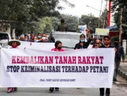 Berlebihan, Sikap Gubernur Sulteng Saat Hadapi Demo Petani Korban Kriminalisasi, Eva : Sangat Tidak Terpuji