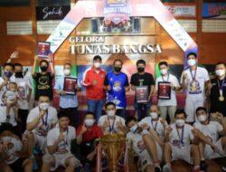 Bola Basket Walikota Cup Ditutup, Danny Pomanto Pastikan Bangun Sport Center Standar Internasional